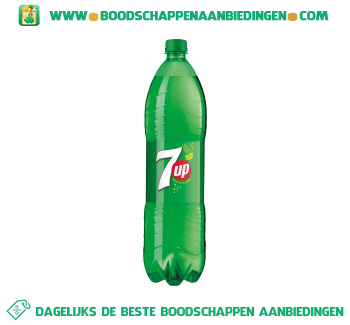 7up Regular aanbieding