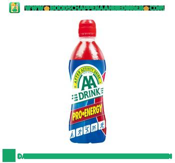 AA Drink Aa drink pro energy aanbieding