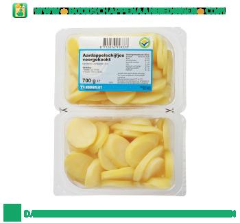 Aardappelschijfjes duopak aanbieding