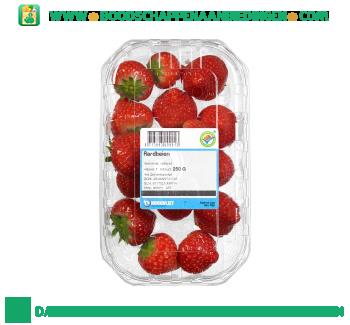 Aardbeien aanbieding