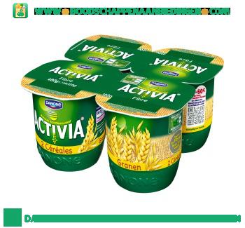 Activia Yoghurt granen 4-pak aanbieding