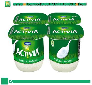Activia Yoghurt naturel 4-pak aanbieding