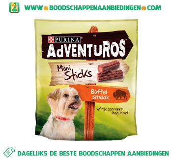 Adventuros Mini sticks aanbieding