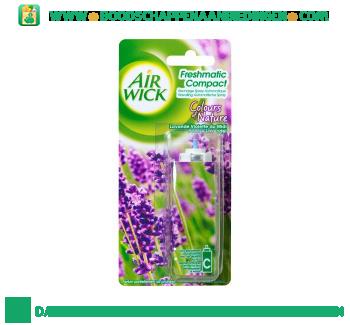 Air Wick Freshmatic compact navulling paarse lavendel aanbieding