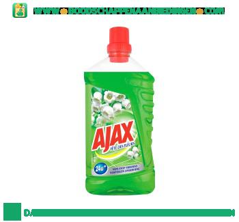 Ajax Allesreiniger lentebloem aanbieding