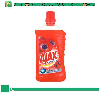 Ajax Allesreiniger rode bloem aanbieding