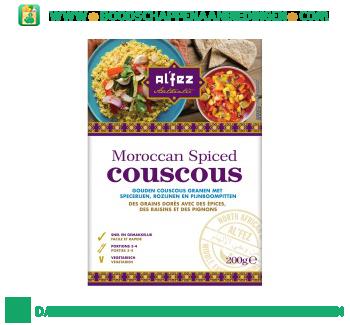 Couscous aanbieding