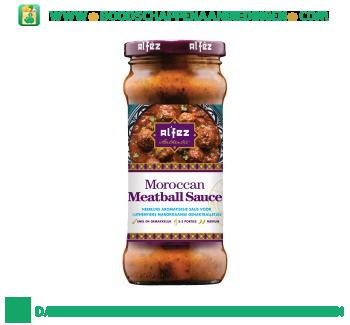 Alfez Meatball sauce aanbieding