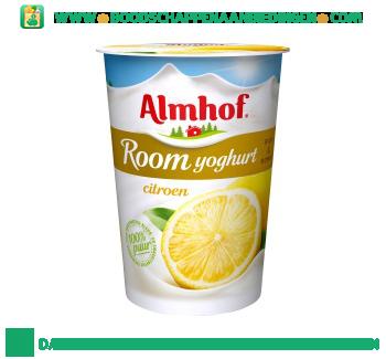 Almhof Roomyoghurt citroen aanbieding