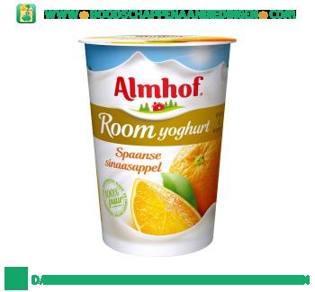Almhof Roomyoghurt spaanse sinaasappel aanbieding