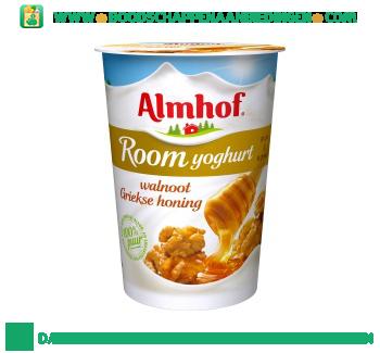 Roomyoghurt walnoot honing aanbieding
