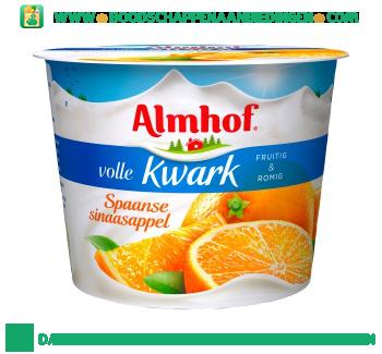 Almhof Spaanse sinaasappel kwark aanbieding