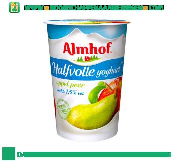Almhof Yoghurt appel peer aanbieding
