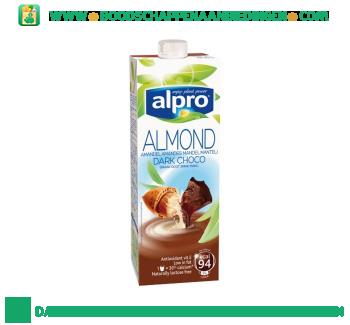 Alpro Amandel choco drink houdbaar (lactosevrij) aanbieding