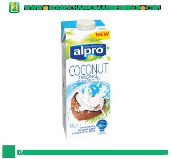 Alpro Coconut drink houdbaar (lactosevrij) aanbieding