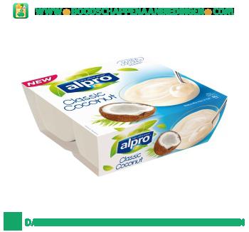 Alpro Dessert coconut aanbieding