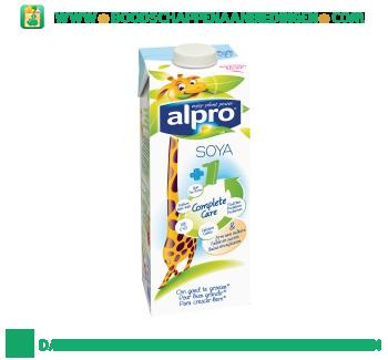 Alpro Soya groeidrink (lactosevrij) aanbieding