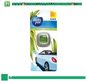 Ambi Pur Auto clip-on luchtverfrisser ochtend dauw aanbieding