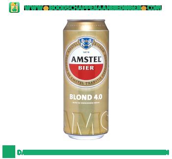Amstel Blond blik aanbieding