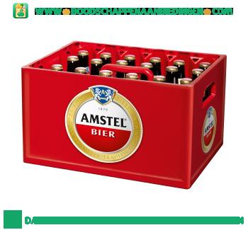 Amstel Krat 24 flesjes 0.30 liter aanbieding