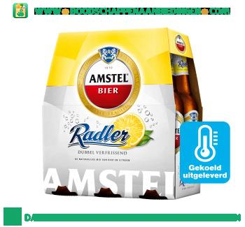 Amstel Radler pak 6 flesjes aanbieding