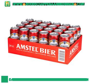 Amstel Tray 24 blikken 0.50 liter aanbieding