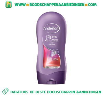 Conditioner Shine & Care aanbieding