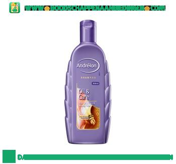 Shampoo oil & care aanbieding