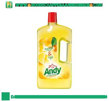Andy Allesreiniger citroen fris aanbieding