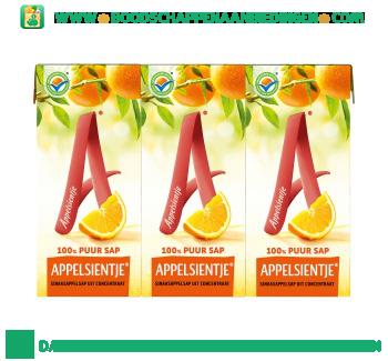 Appelsientje Appelsientje 6-pak aanbieding