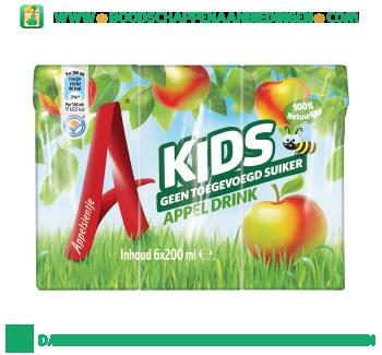 Appelsientje Kids vruchtensap appel 6-pak aanbieding
