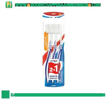 Aquafresh Tandenborstel flex hard aanbieding
