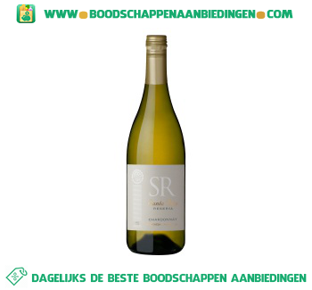 Argentinië Santa Rosa Chardonnay reserve aanbieding