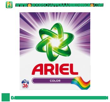 Ariel Actilift color waspoeder 36 wasbeurten aanbieding