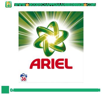 Ariel Actilift regular waspoeder 36 wasbeurten aanbieding