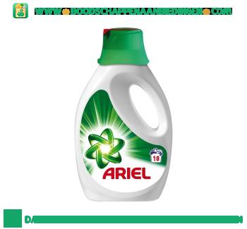 Ariel Regular vloeibaar wasmiddel 18 wasbeurten aanbieding