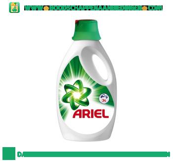 Ariel Regular vloeibaar wasmiddel 34 wasbeurten aanbieding