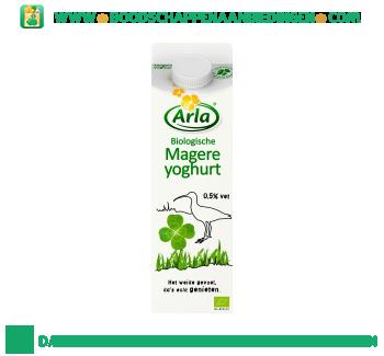 Arla Biologische magere yoghurt aanbieding