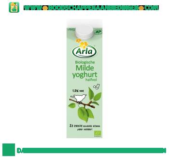 Arla Biologische milde yoghurt halfvol aanbieding