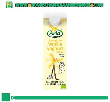 Arla Biologische vanille yoghurt aanbieding