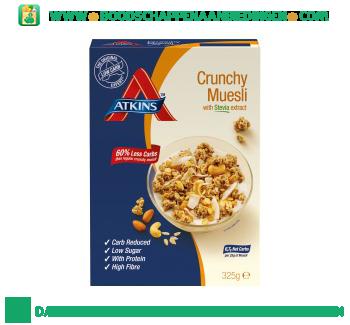 Atkins Crunchy muesli aanbieding
