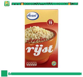 Avant Zilvervlies rijst aanbieding