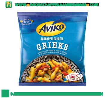 Aardappelschotel Grieks aanbieding