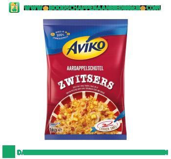 Aviko Aardappelschotel Zwitsers xxl aanbieding