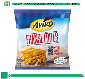 Aviko Franse frites aanbieding