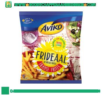 Aviko Frideaal franse frites aanbieding