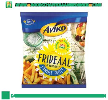 Aviko Frideaal pommes frites aanbieding