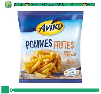 Aviko Pommes frites aanbieding