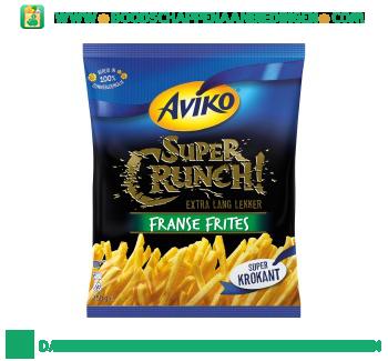 Aviko Supercrunch franse frites aanbieding