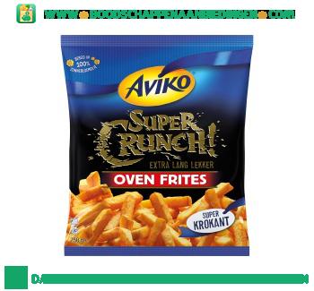 Aviko Supercrunch oven frites aanbieding